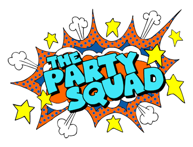 The Party Squad Logo