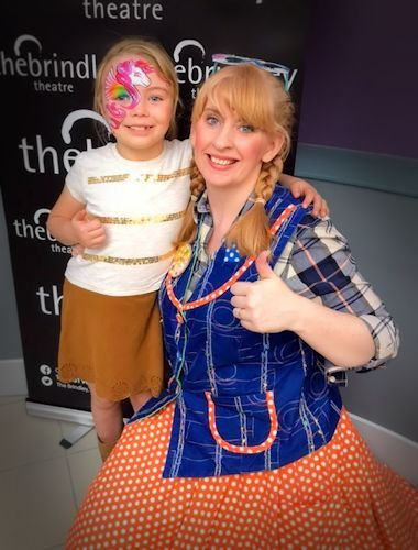 Children's Entertainer and Face Painter at The Brindley