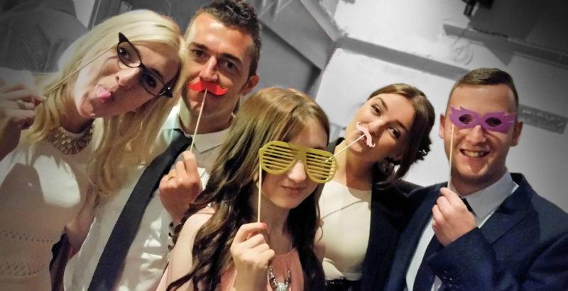 Christening Party Fun